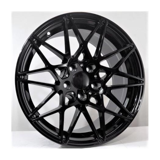 Sleek 9,5X20 5X120 ET38 AA1357 72,56 Black