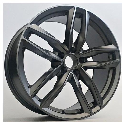 CAR1 8,5X19 5X112 ET35 BY1126 66,46 Dark Grey