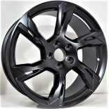Manco 9,0X21 5X108 ET45 BY1175 67,1 Matt black