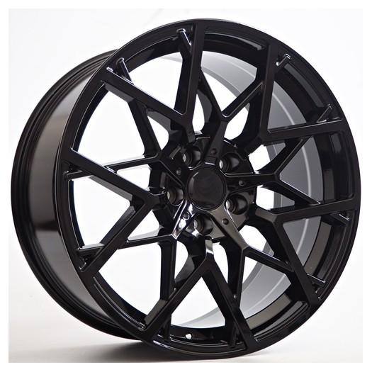 Raven 9,5X20 5X120 ET38 AA1384 72,56 Black