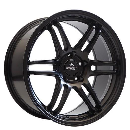 Forzza Corso 9X18 5X120 ET30 YU5614B 72,56 Satin Black