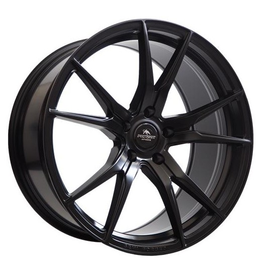 Forzza Ultra 10X20 5X120 ET37 YU5619 72,56 Satin Black