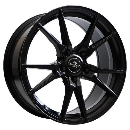 Forzza Ultra 8X18 5X120 ET35 YU5619 72,56 Satin Black