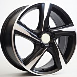 Murano 7,5X17 5X108 ET45 BY115 67,1 BmFM