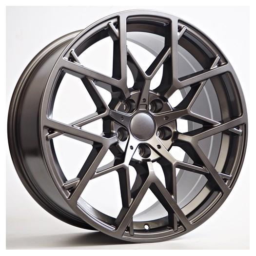 Raven 9,5X20 5X120 ET38 AA1384 72,56 Dark Grey