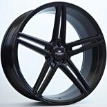 Forzza Bosan 9X22 5X112 ET25 YU3227 66,45 Satin Black