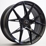Forzza Oregon 9X20 5X120 ET32 YA5636 CB72,56 Black Magic