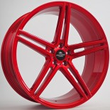 Forzza Bosan 9X22 5X112 ET35 66,45 Candy Red