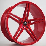 Forzza Bosan 10,5X22 5X112 ET38 66,45 Candy Red
