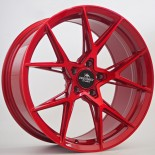 Forzza Oregon 10X20 5X112 ET40 66,45 Candy Red