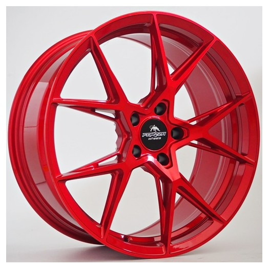 Forzza Oregon 9X20 5X120 ET32 CB72,56 Candy Red