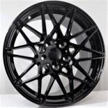 Rivali 8X19 5X120 ET35 72,56 Black