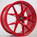 Forzza Oregon 9,5X19 5X120 ET38 72,56 Candy Red