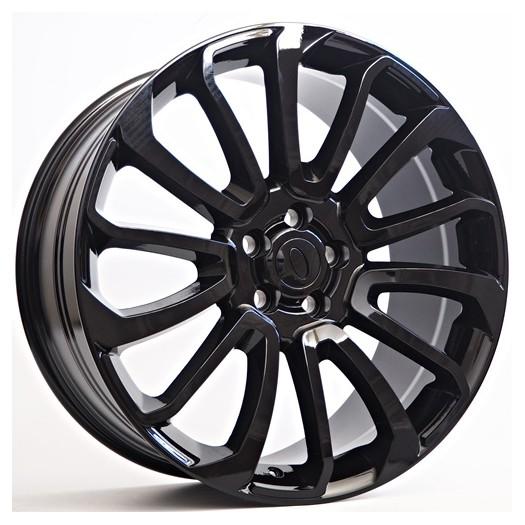 Reel 10X22 5X120 ET50 AA1195 72,56 Black