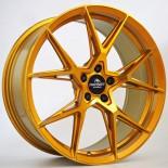 Forzza Oregon 9X20 5X120 ET32 CB72,56 Golden Amber