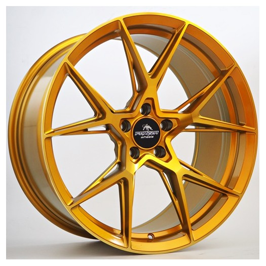 Forzza Oregon 10X20 5X112 ET40 CB66,45 Golden Amber