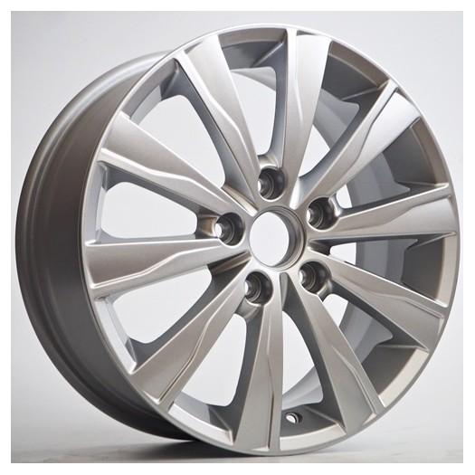 Glen 6,5X16 5X112 ET50 57,1 Silver