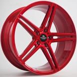 Forzza Bosan 8,5X19 5X120 ET30 YU3227 72,6 Candy Red