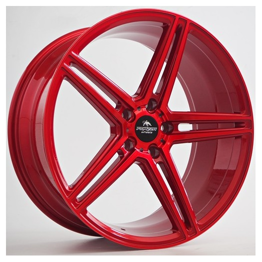 Forzza Bosan 9X20 5X112 ET30 66,45 Candy Red