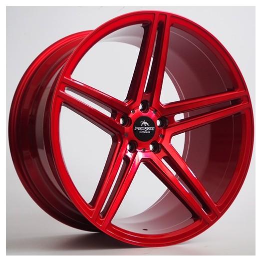 Forzza Bosan 9,5X19 5X112 ET35 YU3227 66,45 Candy Red