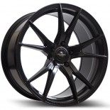 Forzza Ultra 10X20 5X120 ET37 CB72,56 Satin Black