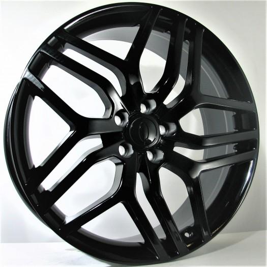 Drop 9,5X20 5X120 ET45 AA1180 72,56 black